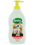 Radox Bath & Body Wash Star Wars 400ml