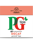 Pg Tips Decaf Tea X40