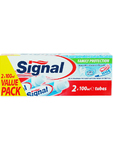 Signal Protection Toothpaste 2x100ml