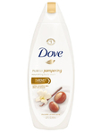 Dove Caring Bath Shea Butter With Warm Vanilla 500ml