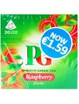 Pg Tips Juicy Raspberry 28gr