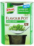 Knorr Mixed Herbs Flavour Pots X4