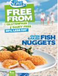 Blue Vitality Fish Nuggets 225gr