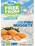 Blue Vitality Fish Fingers 250gr