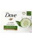 Dove Go Fresh Beauty Bar Fresh Touch X2 100g