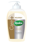 Radox Pump H/wash Nuorished 250ml
