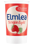 Elmlea Single Light Cream 284g