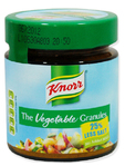 Knorr Vegetable Granules 25% Less Salt 1
