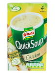 Knorr Quick Soup Chicken X4 68gr