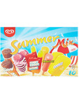 Wall's Summer Mix Lollies 572ml