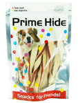 Prime Hide Snacks For Friends Chicken Twists 100gr