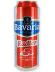 Bavaria Radler G/fruit 500ml