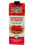 Healthy People Pomegranate & Raspberry Juice 1lt