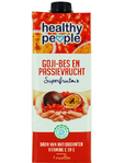 Healthy People Goji-berry & Passion Fruit 1lt