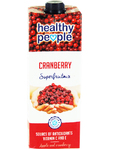 Healthy People Cranberry Juice 1ltr