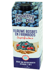 Healthy People Blueberry & Raspberry 1lt