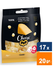 Cheese Pop Gouda Bag 20gr