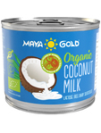 Maya Gold Organic Coconut Milk 200ml