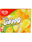 Wall's Mini Calippo X6