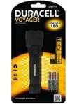 Duracell Flash Light Voyager 40 Lumen +2 Aa