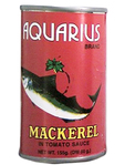 Aquarius Mackerel In Tomato Red Label