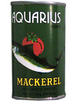 Aquarius Mackerel Tomato Sauce Green Label 155g