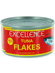 Excellence Tuna Flakes In Vegetable Oil 80gr