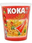Koka Curry Pot Noodles 70g