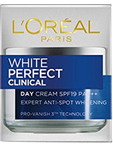 L'oreal Whit Perfect Clinical Day Cream Spf19 50ml