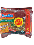 Indomie Beef Noodles X4 Offer 4+1 Free