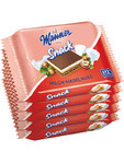 Manner Milk Hazelnut Wafers 5x25g