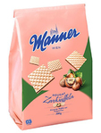Manner Nougat Wafer Bag 200g