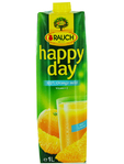Rauch Happy Day Orange Milk 100% 1lt