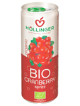 Hollinger Bio Cranberry Sprizz Can 250ml