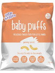Baby Bellies Organic Carrot Puffs 12g
