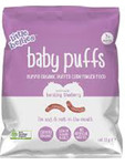 Little Bellies Babypuffs Organic Blueberry 12g