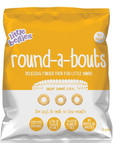 Little Bellies Organic Sweetcorn Round-a-bouts 12g