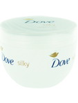 Dove Body Silk 300ml  Tubs